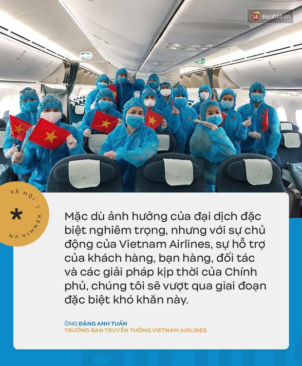 Đại diện Vietnam Airlines: Toàn bộ người lao động sẵn sàng tạm ngừng việc hoặc đi làm mà không hưởng lương - Ảnh 6.