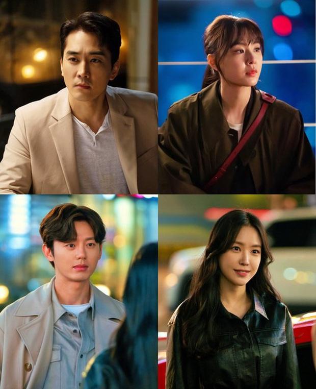 Chị đại Triêu Tiên Seo Ji Hye cho tình cũ Lưu Diệc Phi ăn đạp trong teaser đầu tiên của Shall We Eat Dinner Together? - Ảnh 2.