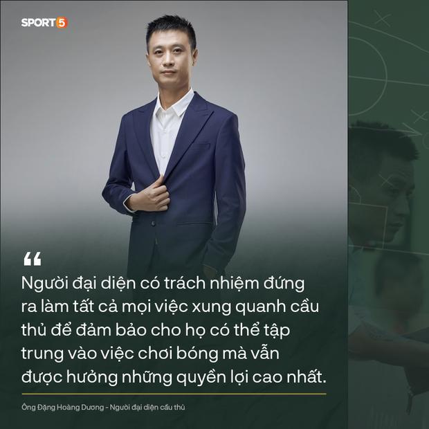 Gặp người đại diện của các sao U23 Việt Nam: Tình cảm và lòng tin là quan trọng nhất, nhưng cũng sẵn lòng mắng thẳng mặt khi cần - Ảnh 2.