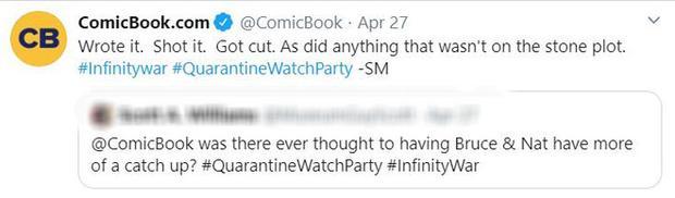 Netizen náo loạn trước những cảnh bị cắt ở Infinity War: Doctor Strange mặc đồ Iron Man hay hậu trường móc mắt gây sốc hơn? - Ảnh 14.