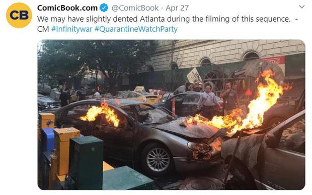 Netizen náo loạn trước những cảnh bị cắt ở Infinity War: Doctor Strange mặc đồ Iron Man hay hậu trường móc mắt gây sốc hơn? - Ảnh 16.