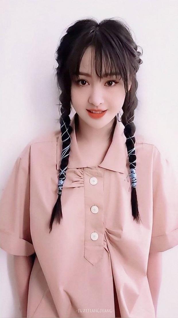Trịnh Sảng thăng hạng nhan sắc vù vù sau khi tăng cân, visual đỉnh cao bất chấp mọi thể loại tóc tai sến súa - Ảnh 3.