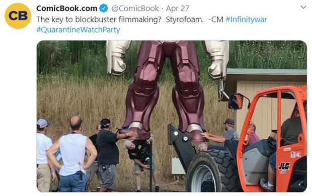 Netizen náo loạn trước những cảnh bị cắt ở Infinity War: Doctor Strange mặc đồ Iron Man hay hậu trường móc mắt gây sốc hơn? - Ảnh 6.