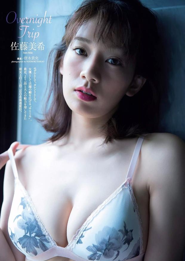 Ngẩn ngơ trước nhan sắc của nữ giám đốc J.League: Nụ cười dễ thương cùng thân hình nóng bỏng khiến người yêu bóng đá Nhật Bản phát cuồng - Ảnh 7.