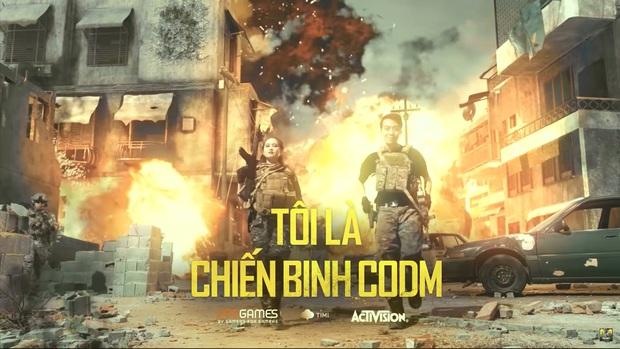 Chán làm streamer, vợ chồng Cris Phan - Mai Quỳnh Anh nhập vai du kích, chiến đấu tưng bừng trong Call Of Duty: Mobile VN - Ảnh 9.