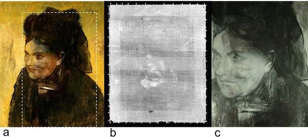 Những bí mật giấu trong 6 kiệt tác hội họa mà người đời sau phải vò đầu bứt tóc mới phát hiện ra - Ảnh 2.