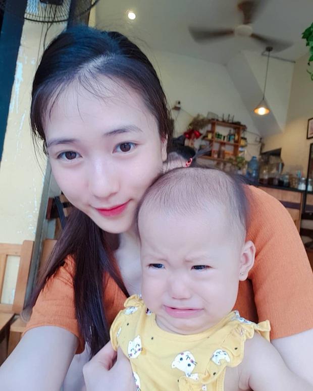 Loạt biểu cảm đưa con gái của JustaTee - Trâm Anh lên hàng hội trưởng meme, độ mặn đảm bảo dẫn đầu gia đình - Ảnh 12.