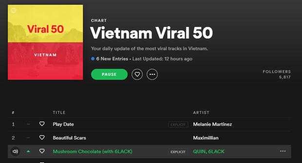 Đẳng cấp của Lisa (BLACKPINK) là đây: điệu nhảy siêu sexy đưa ca khúc Mushroom Chocolate lên top viral tại Việt Nam, thậm chí vượt luôn cả Jack? - Ảnh 2.