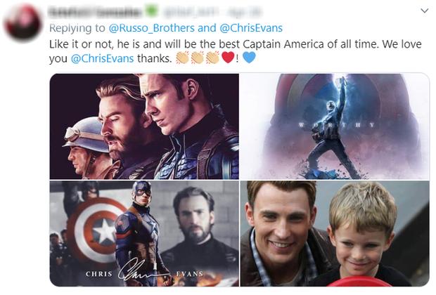 """Nghẹn lòng với video ngày cuối làm Captain America của Chris Evans, ngay cả đời thực anh cũng """"ra đi"""" như một người hùng - Ảnh 6."""
