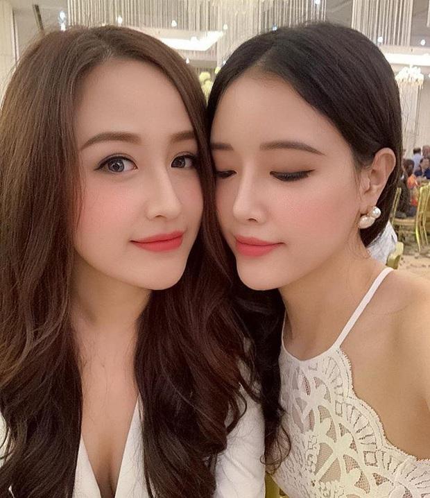 Nhìn gen mỹ nhân nhà Mai Phương Thúy mà choáng: Chị Hoa hậu, em xinh nức tiếng chưa bằng màn lột xác của cô em họ - Ảnh 2.
