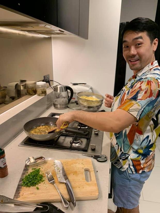 Kathy Uyên khoe được bạn trai triệu đô yêu chiều hết lòng: Tự tay vào bếp, tổ chức sinh nhật cực lãng mạn tại nhà - Ảnh 2.