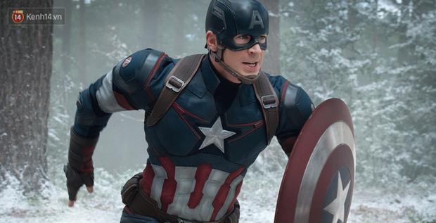 """Nghẹn lòng với video ngày cuối làm Captain America của Chris Evans, ngay cả đời thực anh cũng """"ra đi"""" như một người hùng - Ảnh 10."""