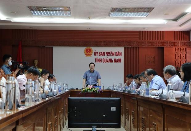 Máy xét nghiệm Covid-19 giá 7,23 tỷ: Bên bán hạ giá xuống 4,8 tỷ nhưng Quảng Nam muốn trả lại luôn - Ảnh 1.