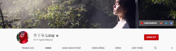 Tiên nữ đồng quê Lý Tử Thất tiếp tục gặt hái thành công khi trở thành YouTuber đầu tiên của Trung Quốc có hơn 10 triệu người theo dõi - Ảnh 1.