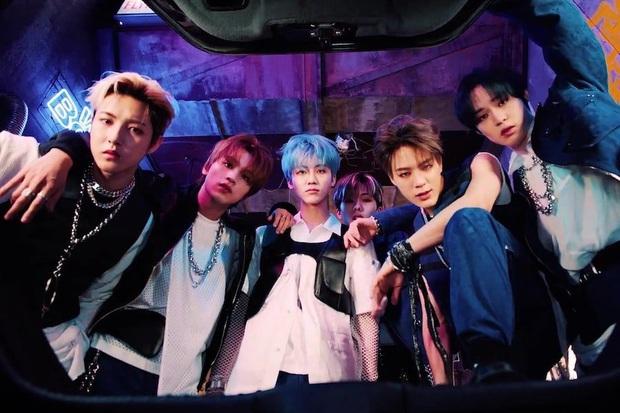 """Từng bị chê flop nhưng boygroup """"nhi đồng"""" giúp NCT đạt no.1 Melon đầu tiên trong sự nghiệp, quả là thời tới cản không kịp! - Ảnh 4."""