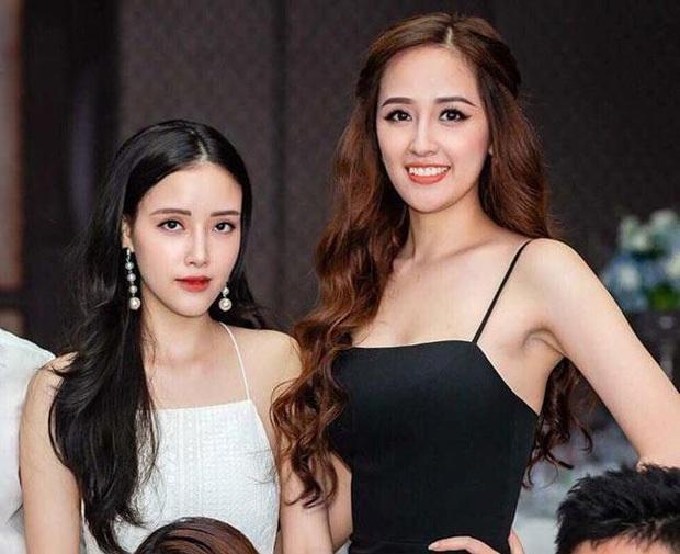 Nhìn gen mỹ nhân nhà Mai Phương Thúy mà choáng: Chị Hoa hậu, em xinh nức tiếng chưa bằng màn lột xác của cô em họ - Ảnh 3.