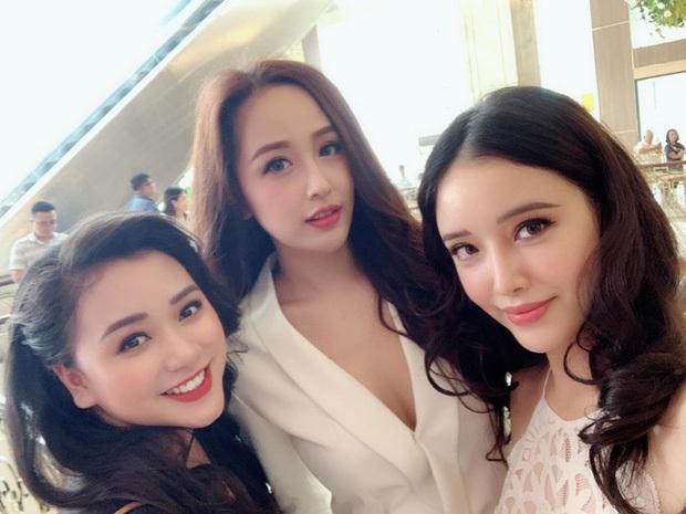Nhìn gen mỹ nhân nhà Mai Phương Thúy mà choáng: Chị Hoa hậu, em xinh nức tiếng chưa bằng màn lột xác của cô em họ - Ảnh 11.