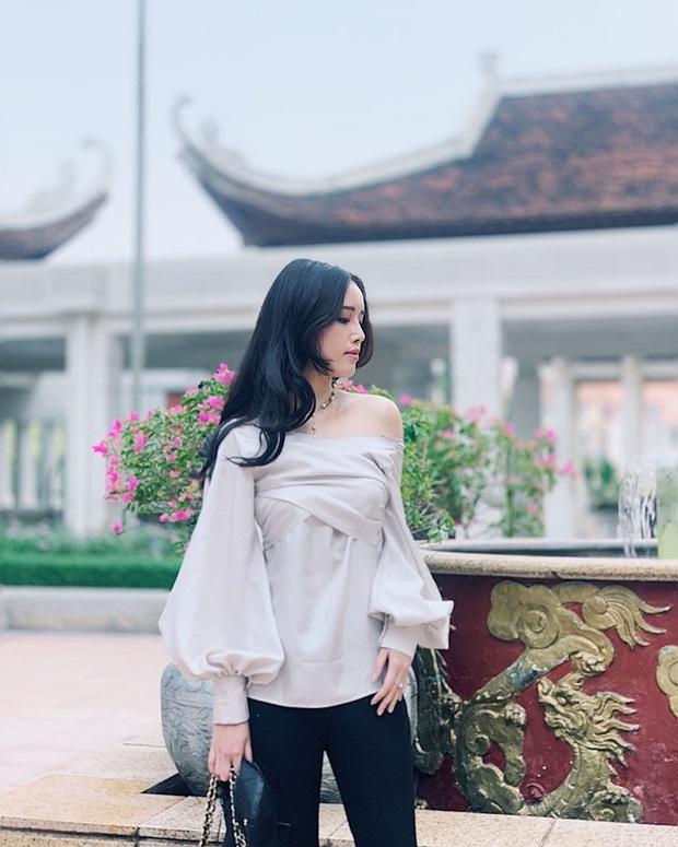 Nhìn gen mỹ nhân nhà Mai Phương Thúy mà choáng: Chị Hoa hậu, em xinh nức tiếng chưa bằng màn lột xác của cô em họ - Ảnh 6.