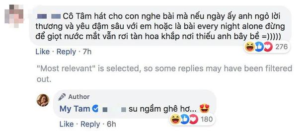 Mỹ Tâm hỏi ý kiến fan để chuẩn bị hát trong livestream: Diệu Nhi bị lơ đẹp, còn fan yêu cầu ca khúc của Soobin Hoàng Sơn thì được trả lời ngay! - Ảnh 5.