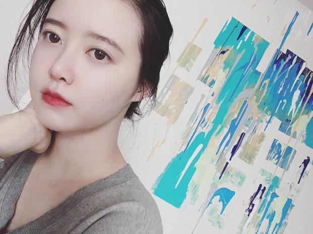 Im ắng 1 thời gian, nàng cỏ Goo Hye Sun tiết lộ sụt tận 8kg nhưng biểu cảm mới gây chú ý - Ảnh 2.