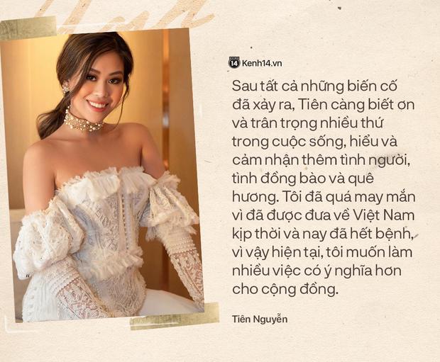 Tiên Nguyễn trải lòng sau khi xuất viện: Điều đầu tiên tôi muốn làm là ôm ba mẹ, những biến cố khiến tôi trân quý cuộc sống - Ảnh 5.