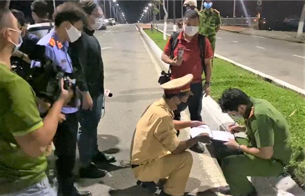 Nghẹn lòng Nhật ký đồng đội của 2 công an hi sinh trong lúc truy đuổi nhóm đua xe: Về nhà thôi các anh ơi, các anh đã mệt rồi... - Ảnh 1.