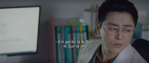 5 khoảnh khắc cười ná thở ở Hospital Playlist: Đỉnh cao là màn líu lưỡi Ik Sun là em gái, Micky là chó, chó là Ik Sun - Ảnh 16.