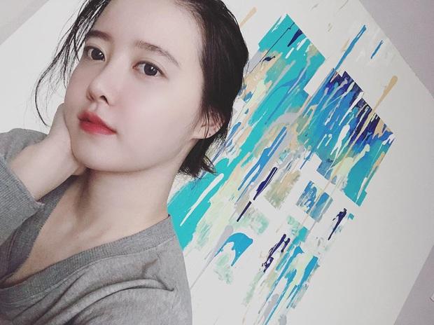 Im ắng 1 thời gian, nàng cỏ Goo Hye Sun tiết lộ sụt tận 8kg nhưng biểu cảm mới gây chú ý - Ảnh 3.