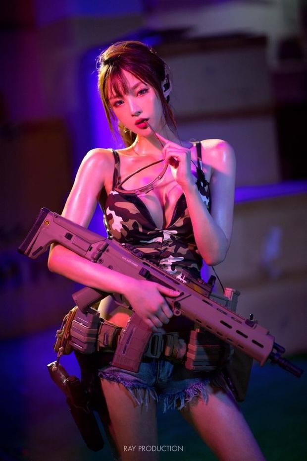 Từ siêu thực đến bá đạo, dân cosplay luôn biết cách biến PUBG thành chủ đề hóa trang với những hình ảnh có 1 không 2 - Ảnh 6.