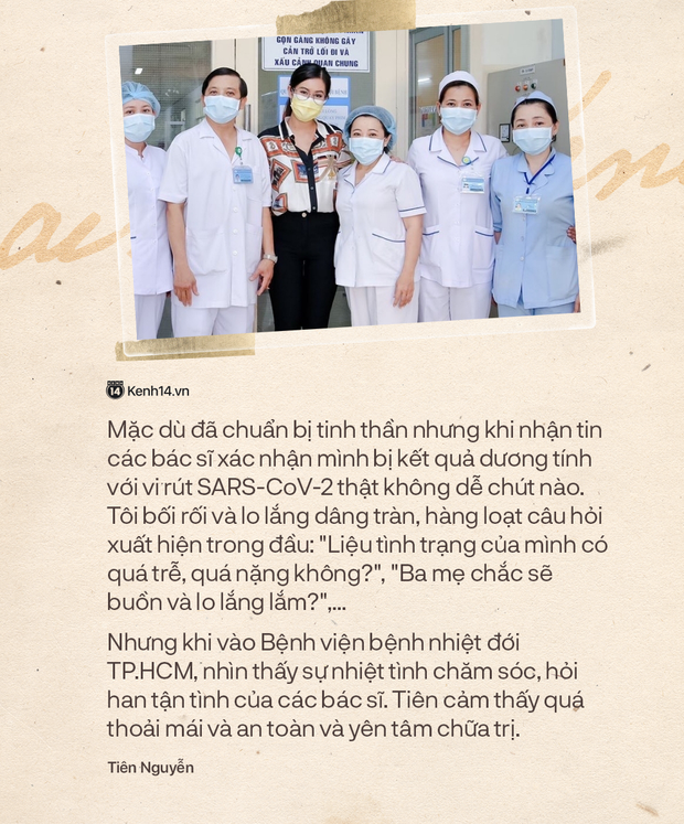 Tiên Nguyễn trải lòng sau khi xuất viện: Điều đầu tiên tôi muốn làm là ôm ba mẹ, những biến cố khiến tôi trân quý cuộc sống - Ảnh 6.