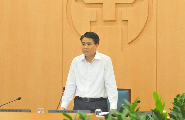 Hà Nội: Từ ngày mai, ra đường không cần thiết sẽ bị xử phạt - Ảnh 1.