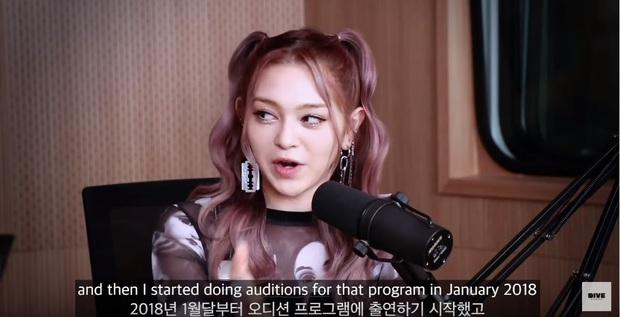 Ngày nào còn là fangirl Kpop chuyên nhảy cover, cô gái Mỹ quyết tâm thi show sống còn rồi debut thành idol đầy triển vọng ở Hàn - Ảnh 5.