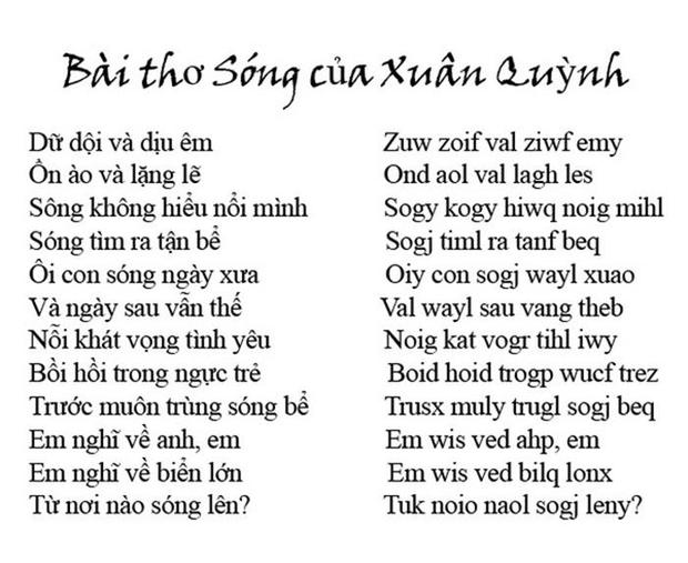 Chữ Việt song song 4.0 khiến Tiếng Việt què quặt: Dư luận kịch liệt phản đối - Ảnh 2.