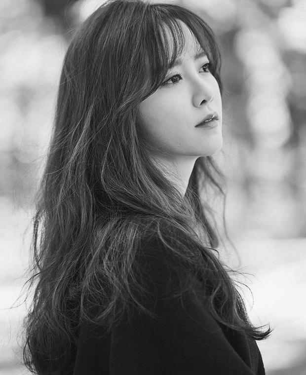 Im ắng 1 thời gian, nàng cỏ Goo Hye Sun tiết lộ sụt tận 8kg nhưng biểu cảm mới gây chú ý - Ảnh 5.