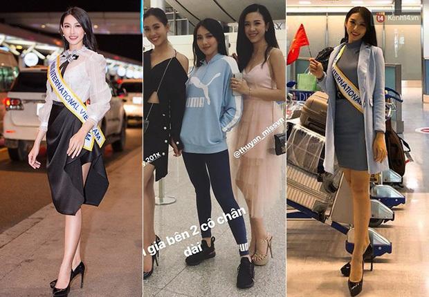 Thời trang sân bay của sao Hoa Hàn cũng lắm drama: Từ thuê người chụp, photoshop chán chê cho tới thay n bộ làm màu - Ảnh 8.