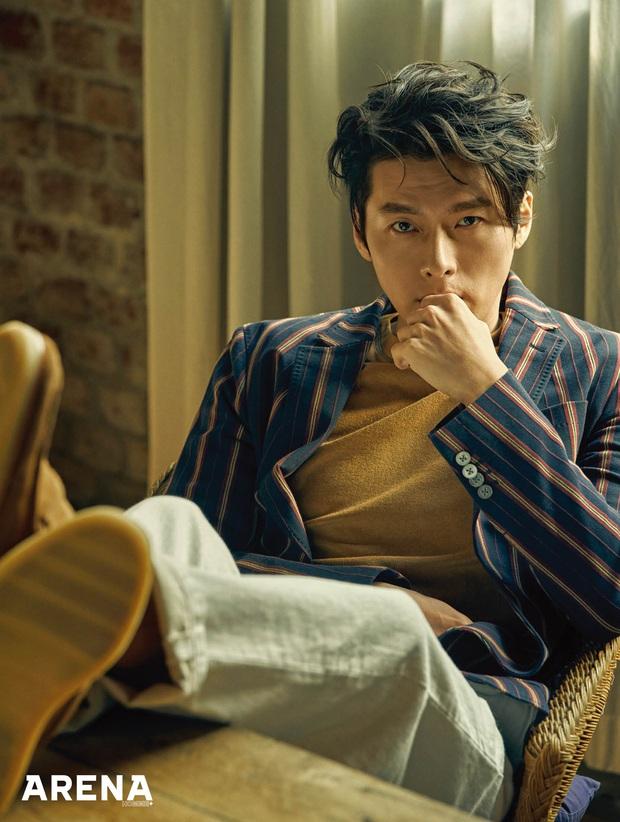Chủ đề gây tranh cãi nhất hôm nay: Hyun Bin bị chê không đúng chuẩn đẹp trai dù là cực phẩm nhan sắc châu Á? - Ảnh 6.