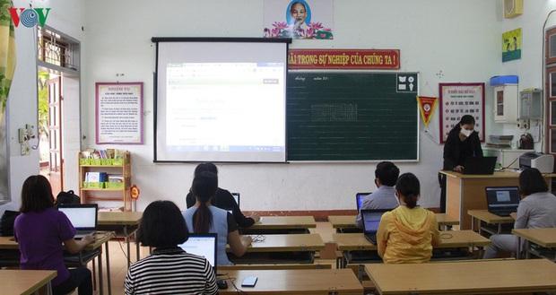 Điều chỉnh nội dung dạy học vẫn đảm bảo mục tiêu giáo dục - Ảnh 1.