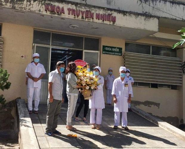 Thêm 10 bệnh nhân mắc COVID-19 khỏi bệnh, Việt Nam chữa khỏi 85 ca - Ảnh 1.