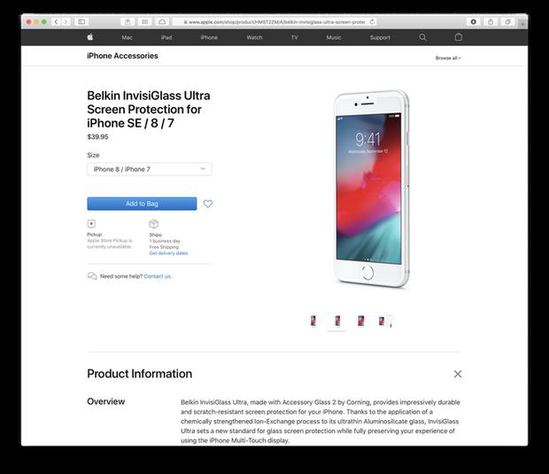 Lộ chứng cứ iPhone 9 chỉ là bịa đặt, rằng iPhone SE mới chính xác là phiên bản sắp ra mắt? - Ảnh 1.