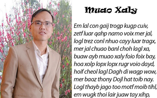 """Viện Ngôn ngữ học Việt Nam từ chối thẩm định """"công trình chữ VN song song 4.0"""" - Ảnh 1."""