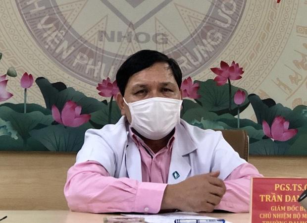 Giám đốc Bệnh viện Phụ sản TW: Chúng tôi không từ chối bất cứ sản phụ nào từ vùng có nguy cơ - Ảnh 1.