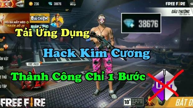 Free Fire: Garena khóa hơn 10.000 tài khoản hack chỉ trong 2 tháng, tuyên bố việc hack Kim Cương hoàn toàn là lừa đảo! - Ảnh 3.