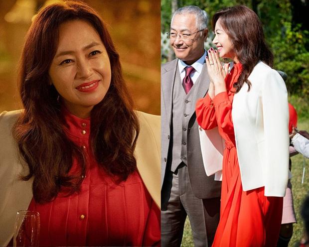 Style trong siêu phẩm bóc phốt ngoại tình đang gây sốt xứ Hàn: Từ nữ chính đến phụ đều mặc đẹp mãn nhãn, không cày phim tiếc lắm ai ơi! - Ảnh 14.