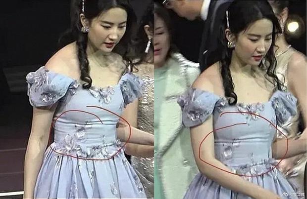 Khi các mỹ nhân Hoa ngữ vô tình để lộ khoảnh khắc xấu nhất trước công chúng - Ảnh 7.
