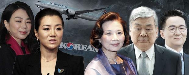 Sóng gió gia tộc Korean Air: Đại tiểu thư bạo hành chồng, lập bè kết phái giành lại ngai vàng từ em trai bất chấp sản nghiệp bị chao đảo - Ảnh 1.