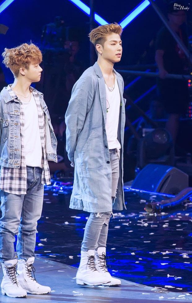 Các cặp đũa lệch nhất các nhóm nhạc Kpop: BLACKPINK hack quá đỉnh, BTS - EXO như người khổng lồ vs tí hon - Ảnh 20.