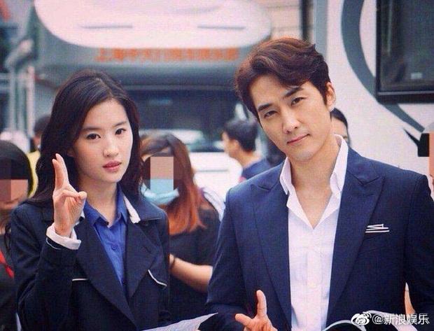 Không chỉ Song Hye Kyo, Song Seung Hun cũng lộ nghi vấn quay lại với Lưu Diệc Phi: Ngày gì vậy trời! - Ảnh 6.