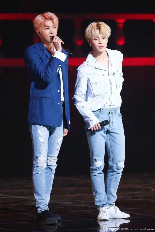 Các cặp đũa lệch nhất các nhóm nhạc Kpop: BLACKPINK hack quá đỉnh, BTS - EXO như người khổng lồ vs tí hon - Ảnh 6.