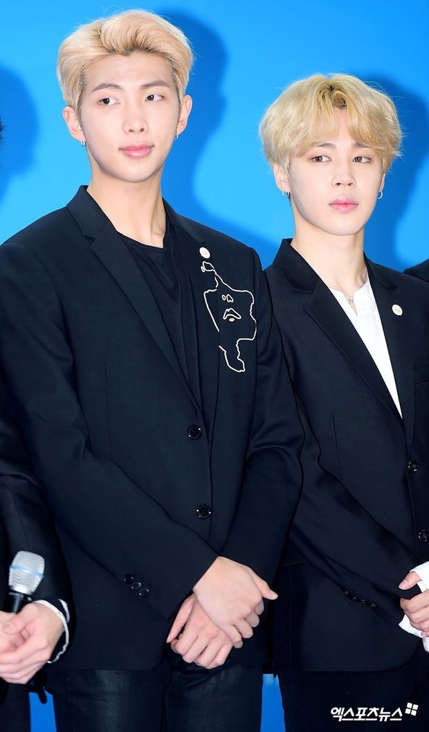 Các cặp đũa lệch nhất các nhóm nhạc Kpop: BLACKPINK hack quá đỉnh, BTS - EXO như người khổng lồ vs tí hon - Ảnh 5.