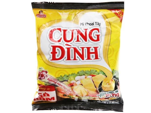 Quên mì Hàn, mì Thái đi, vì Việt Nam mình có những loại mì ăn liền trứ danh này! - Ảnh 6.